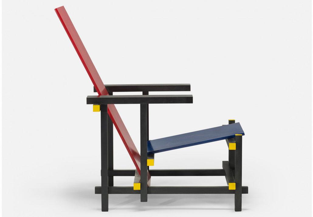 Mondrian and Rietveld