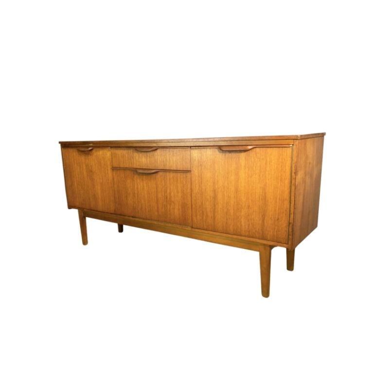 1960's mid century small sideboard by Mcintosh