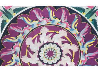 20th century French rugs: from Art Nouveau to contemporary creations