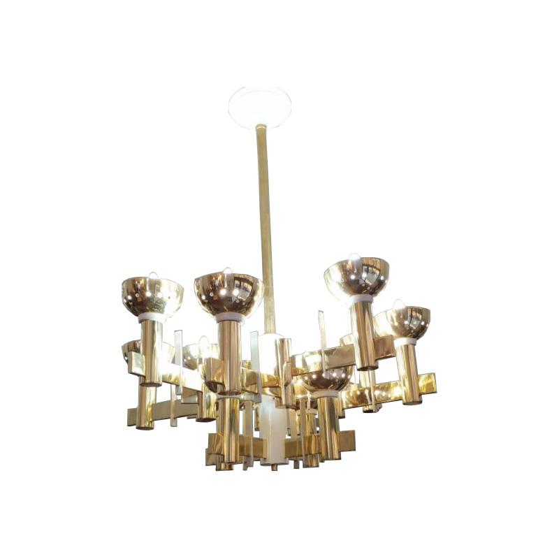 Big chandelier sciolari