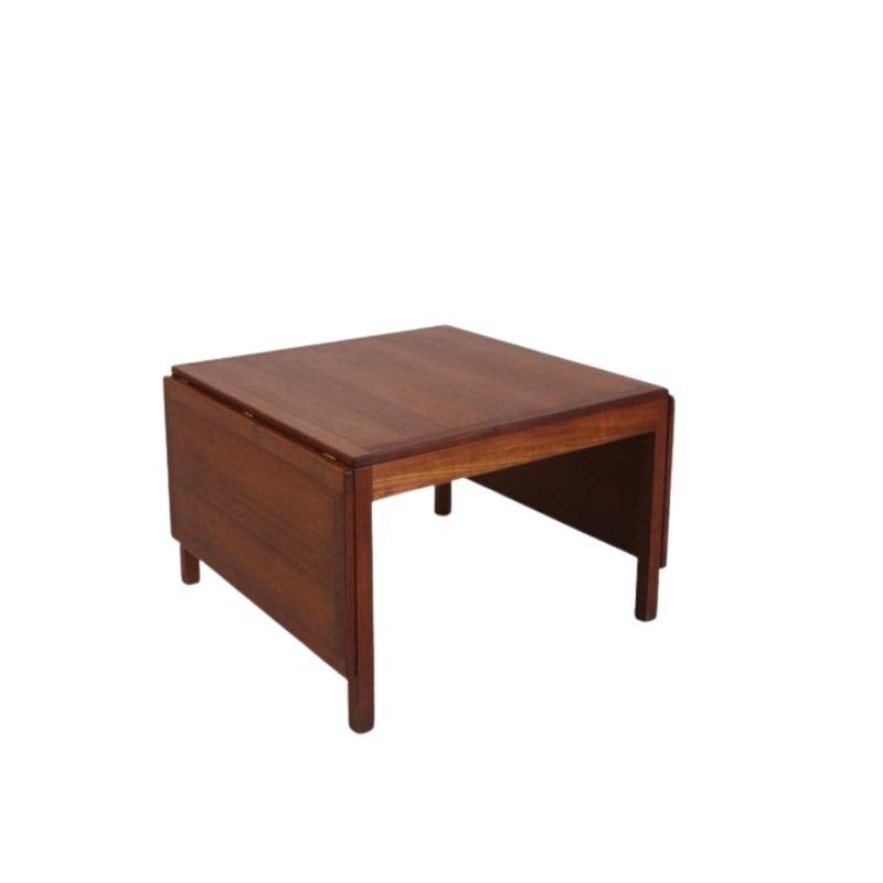 Extendable Model 5362 Teak Coffee Table from Mogensen