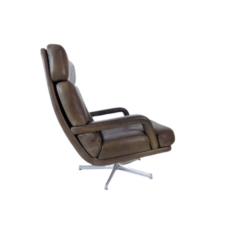 Walter Knoll DON lounge chair by Bernd Münzebrock