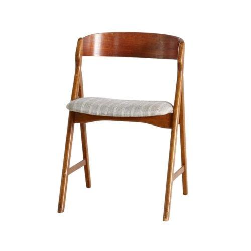 Model 71 Chair by Henning Kjærnulf for Boltings Stolefabrik, 1960s
