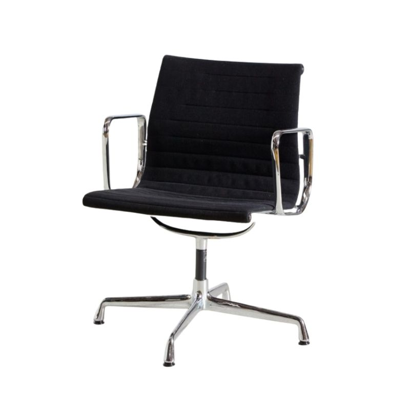 Model EA 108 Swivel Chair by Charles & Ray Eames for Vitra, 1980s