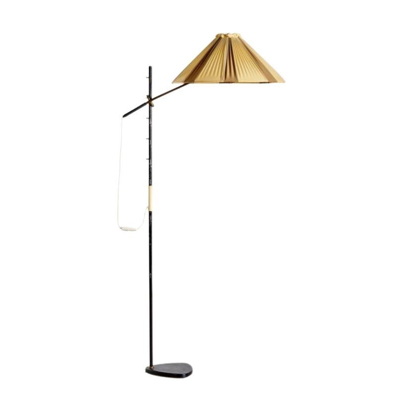 Pelikan Floor Lamp from J.T. Kalmar, 1950s