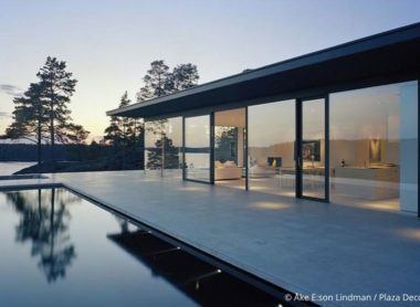 6 exceptional houses in cinema