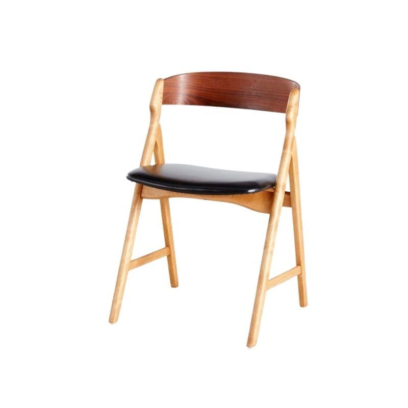Danish Model 71 Teak Dining Chair by Henning Kjærnulf for Boltings Stolefabrik, 1960s