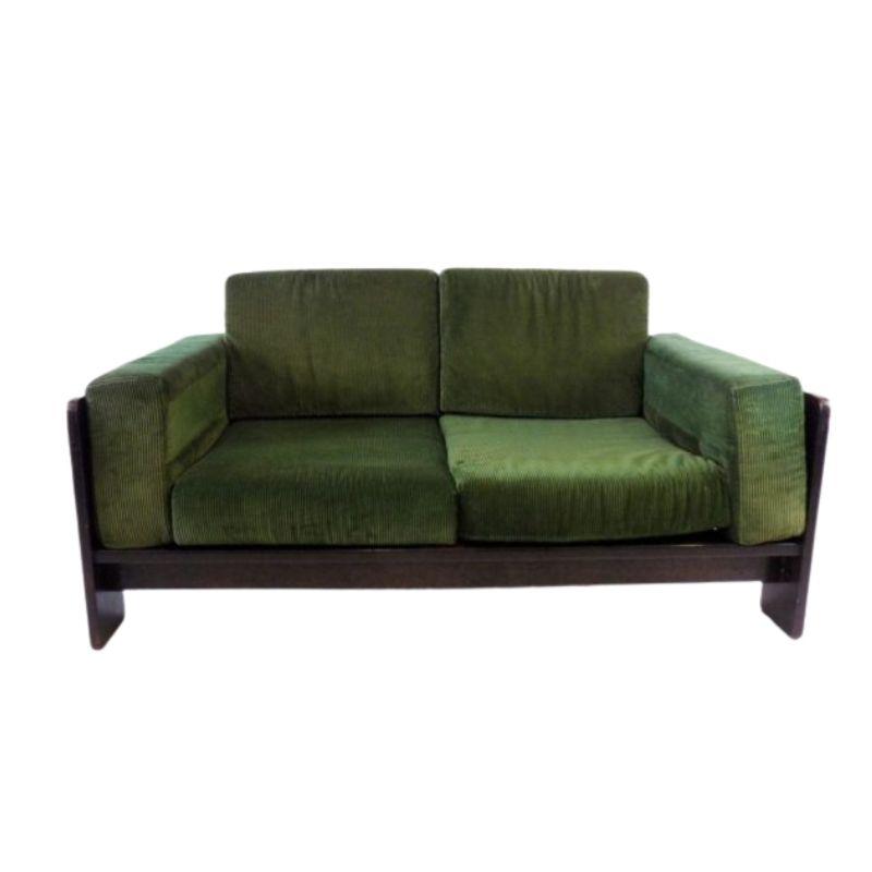 Gavina : Knoll Bastiano 2 seater cord sofa by Afra & Tobia Scarpa