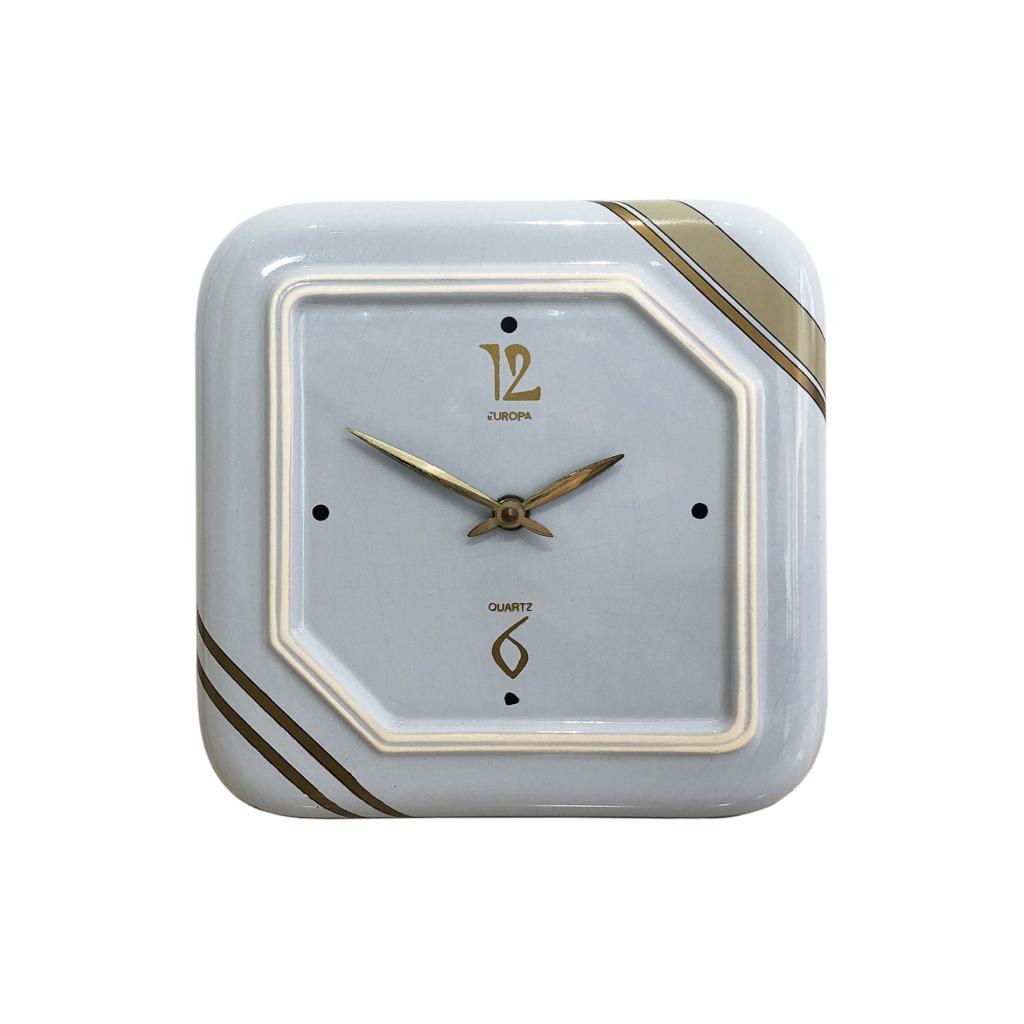 Handerbeit Ceramic Wall Clock vintage