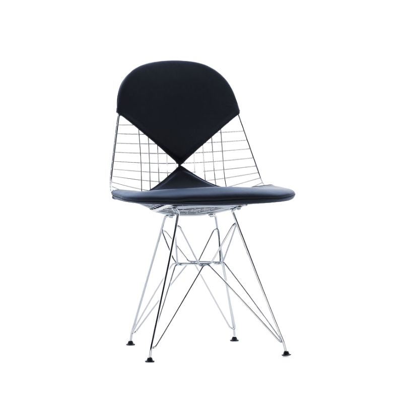 Model DKR-2 Wire Chair by Charles & Ray Eames for Vitra, 1960s