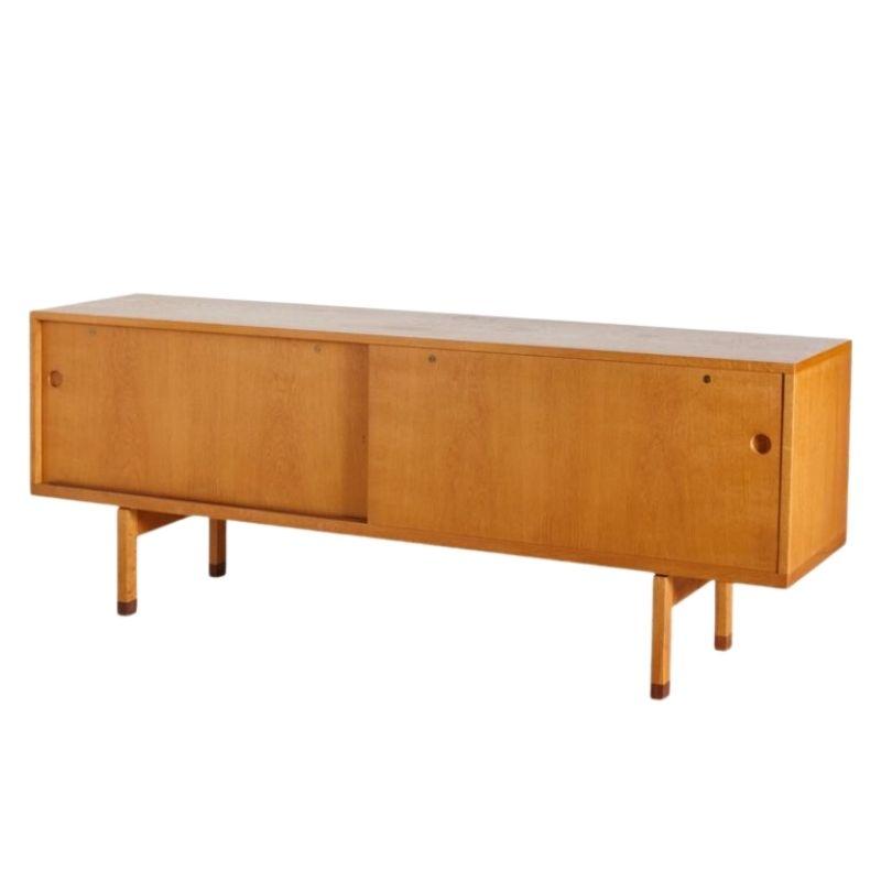 Model RY 26 Teak Sideboard by Hans J. Wegner for Ry Møbler, 1960s