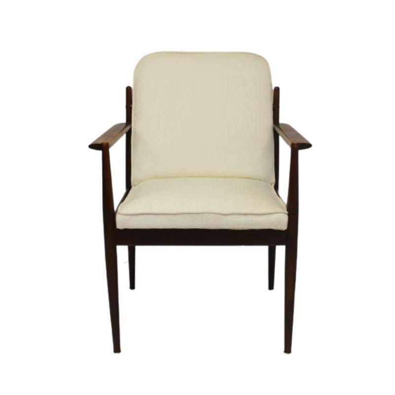 Scandinavian vintage armchair 1960's