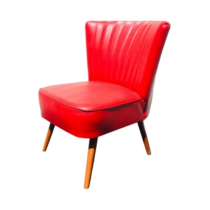 Vintage Cocktail armchair. Mid-Century. 50s: 60s.