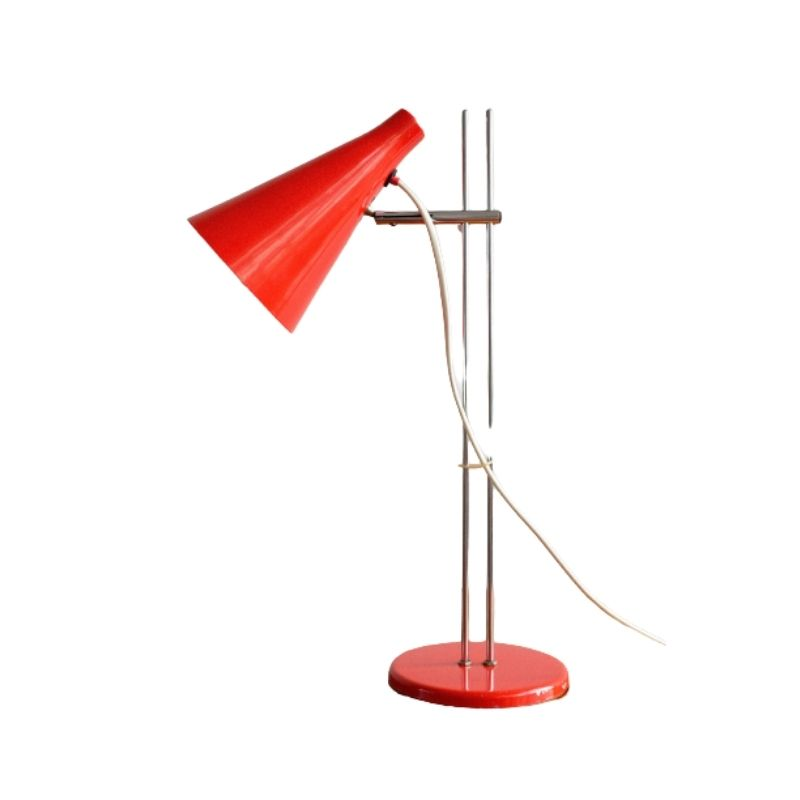 Vintage Floor Lamp by Josef Hurka for Lidokov Czechoslovakia, 1960s