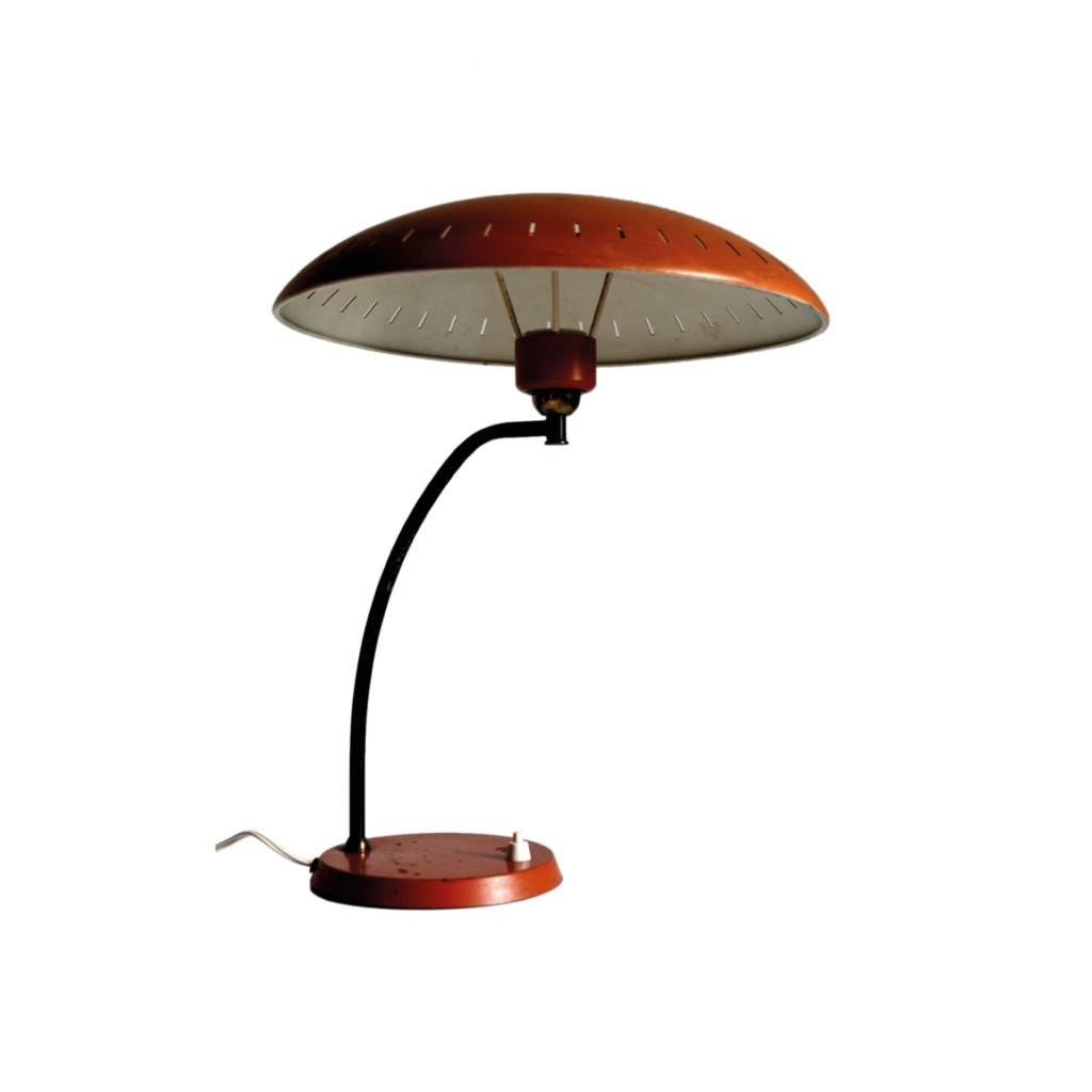 UFO-lamp-orange-louis-kalff