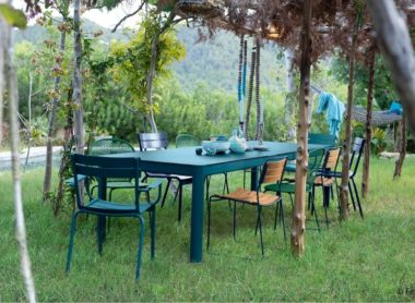 Inspirations For A Trendy Outdoor Area In 2021
