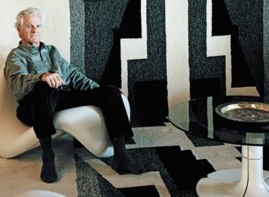 The iconic chairs of Pierre Paulin
