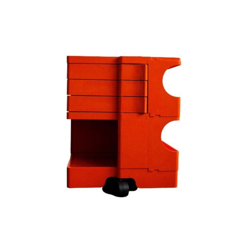 Boby 3 Portable Storage System designed by Joe Colombo made by Bieffeplast, 1969