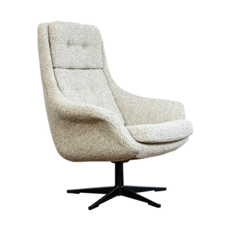 F 015 swivel armchair by Lubuskie Fabryki Mebli 1970's
