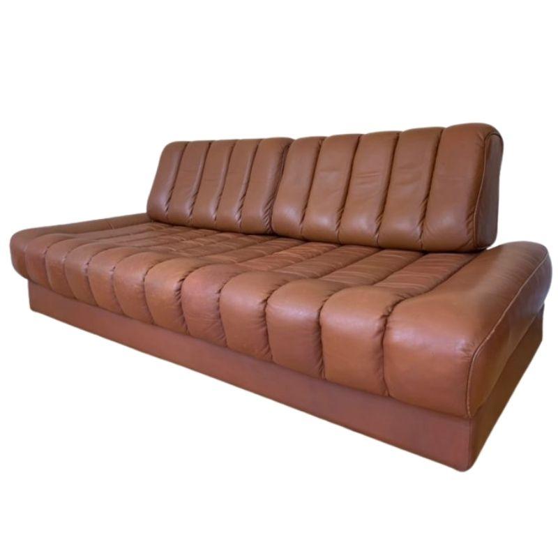 Vintage De Sede Sofa:Sleeper DS85