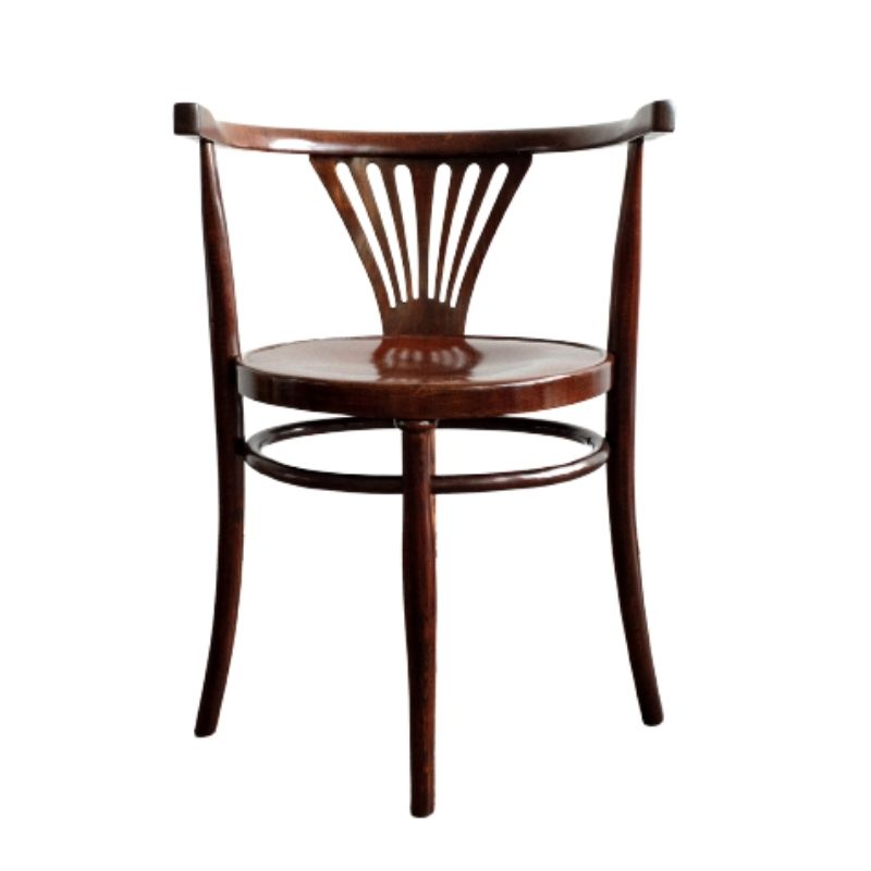 Vintage Wooden Chair made by Thonet, 1920s