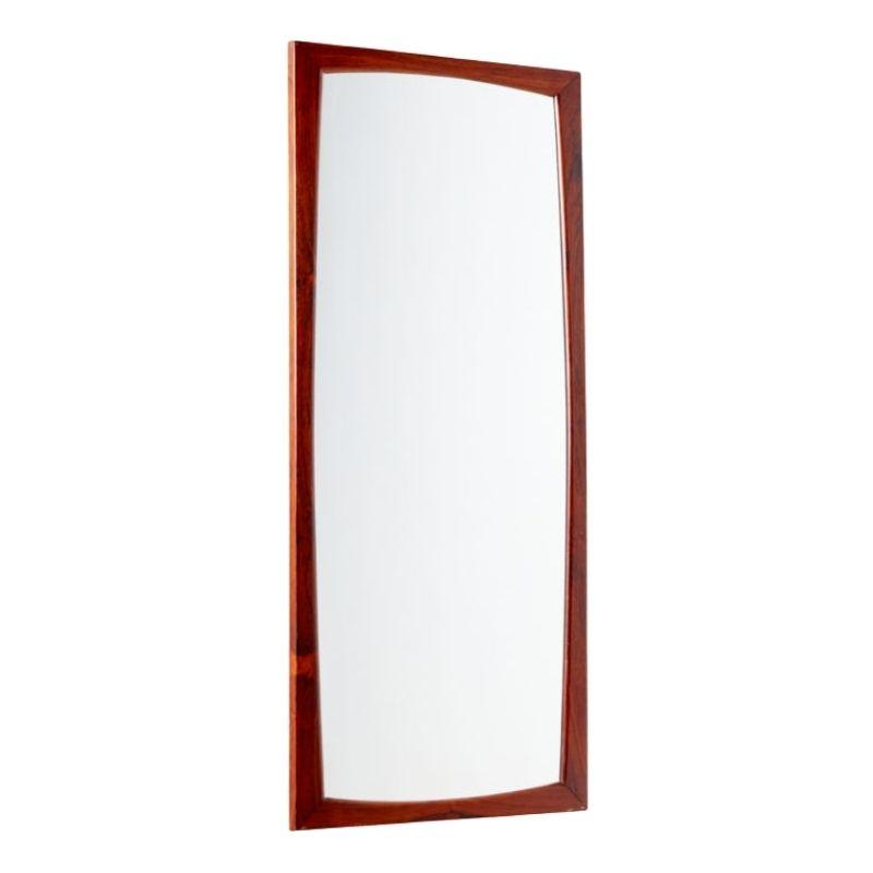 Aksel Kjersgaard model 105 rosewood mirror