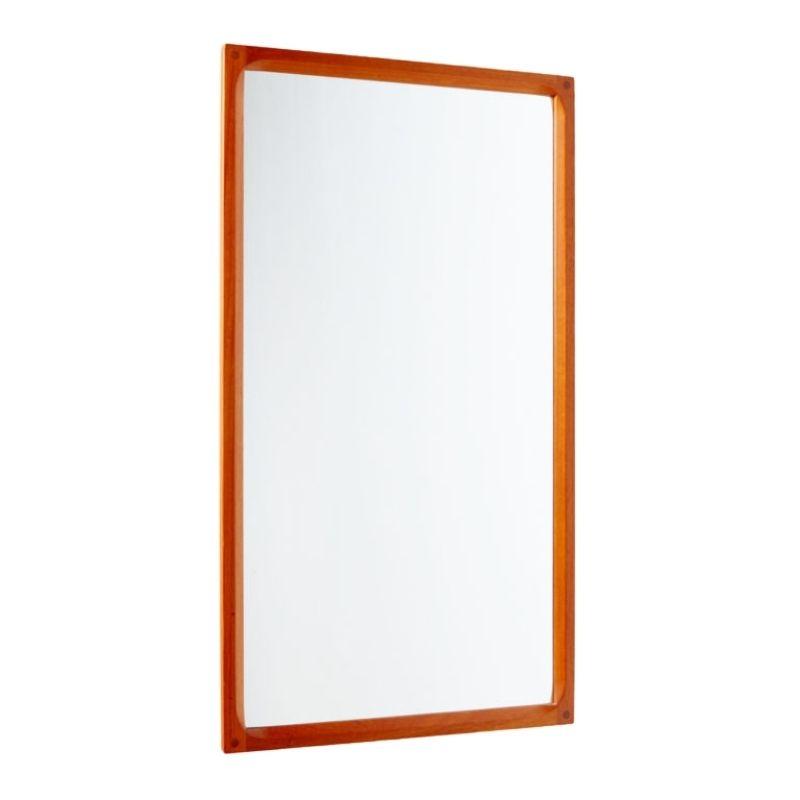 Aksel Kjersgaard model 166 teak mirror