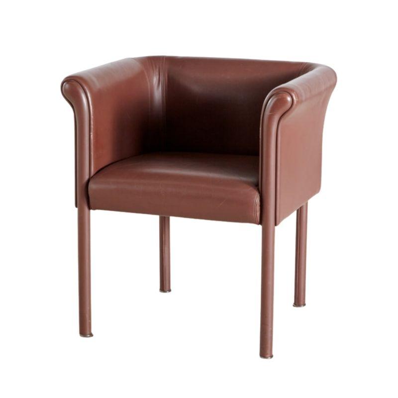 Antonio Citterio leather armchair