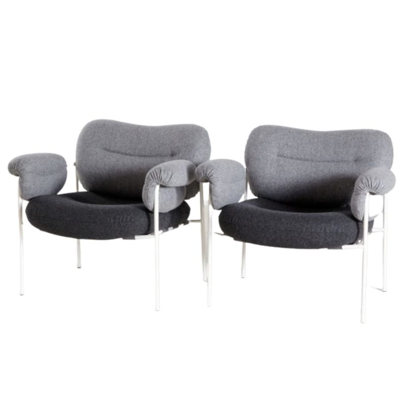 BOLLO LOUNGE CHAIR BY ANDREAS ENGESVIK FOR FOGIA
