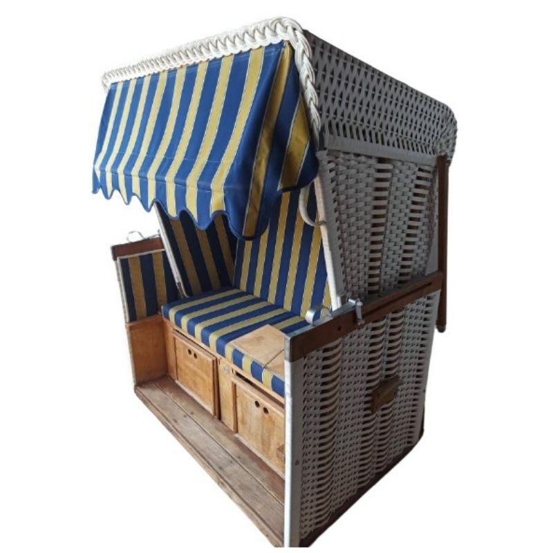 Beach and garden basket tcm 80s.