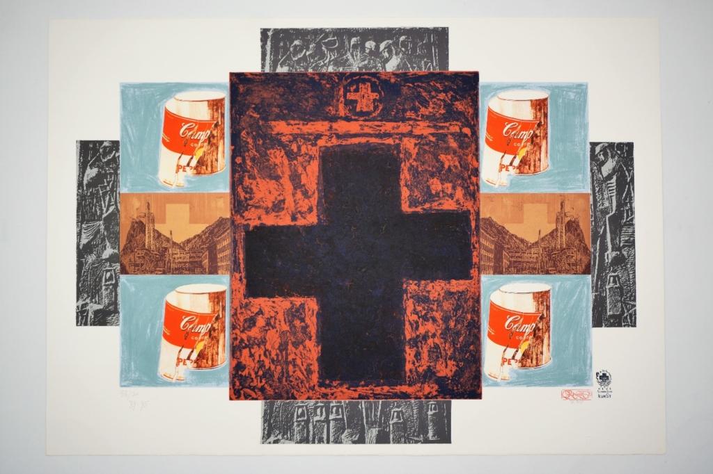 IRWIN group print, `Campbell Soup`, 1995, Slovenian