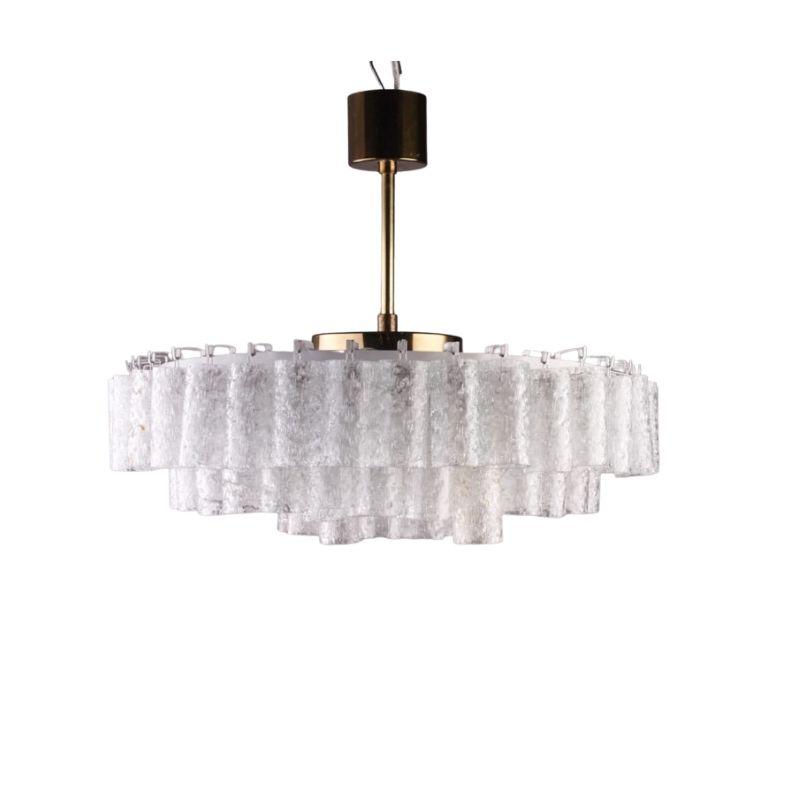 Extraordinary Doria chandelier