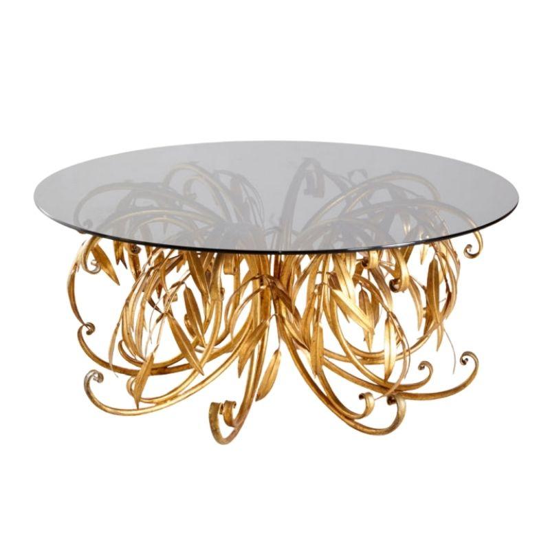 Hans Kögl brass coffee table