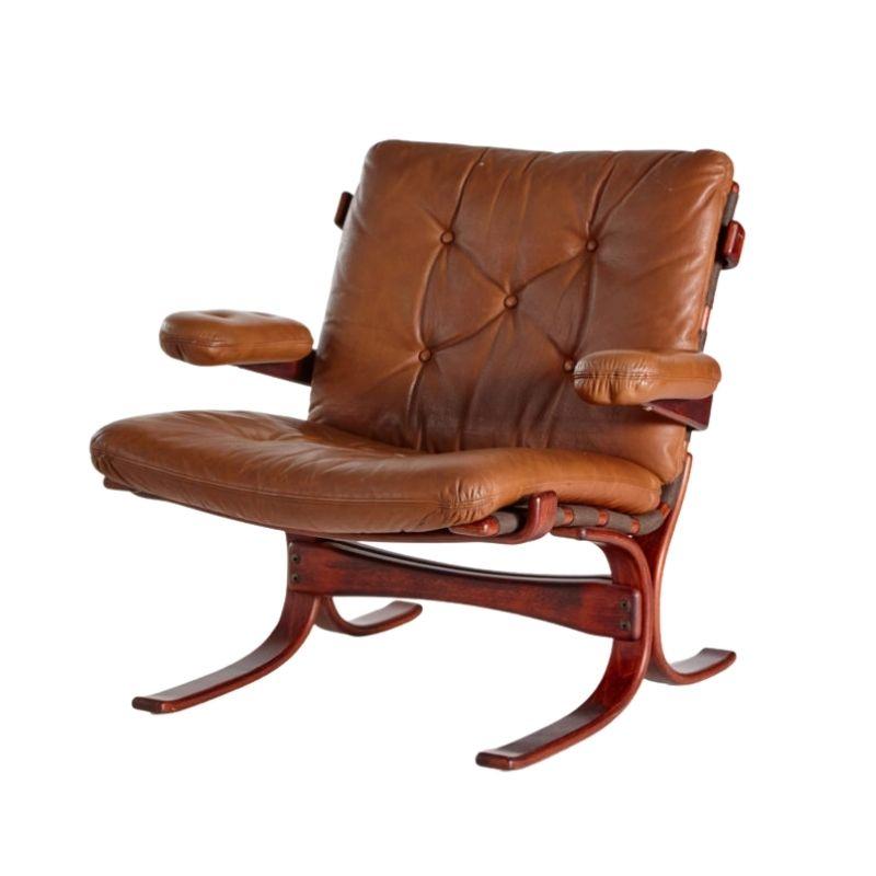 Ingmar Relling lounge chair for Westnofa