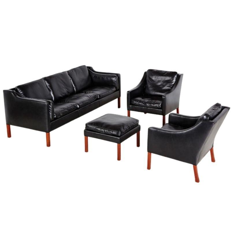 Mogensen leather set