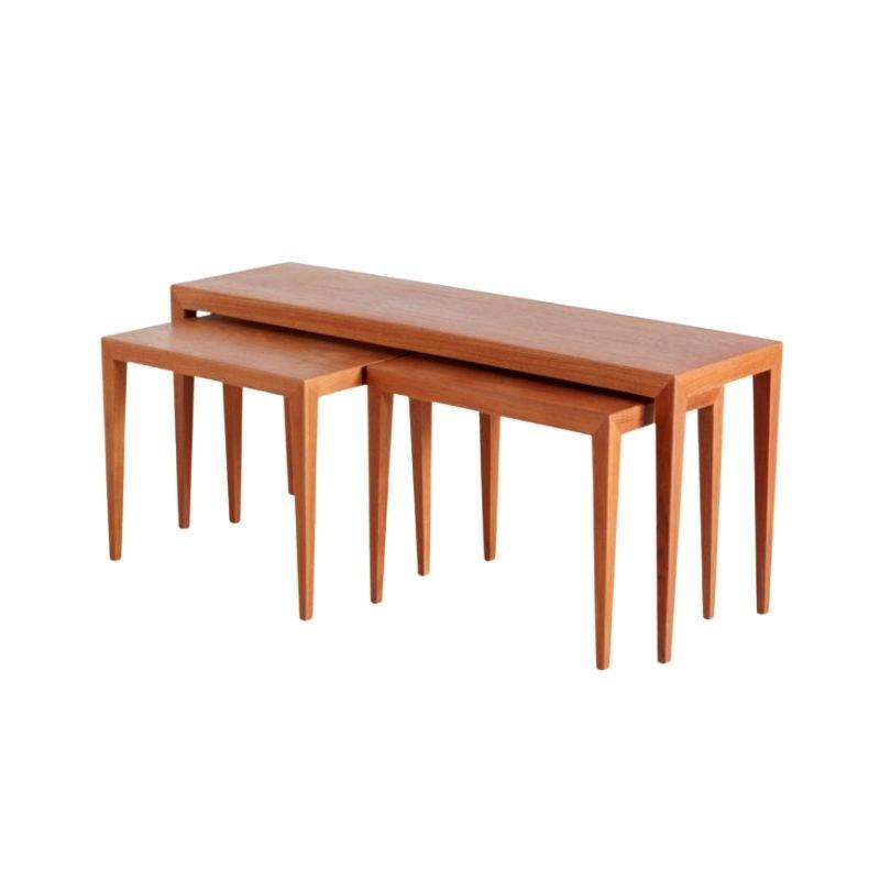 Restored Severin Hansen Nesting tables