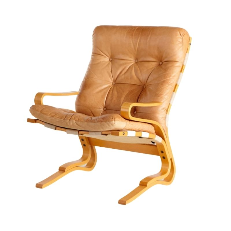 Skyline lounge chair for Hove Mobler