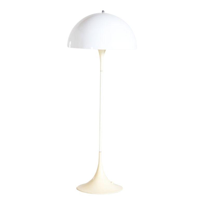 Verner Panton floor lamp