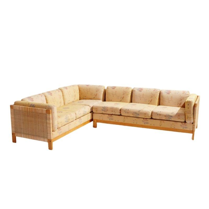 Wicker Corner sofa