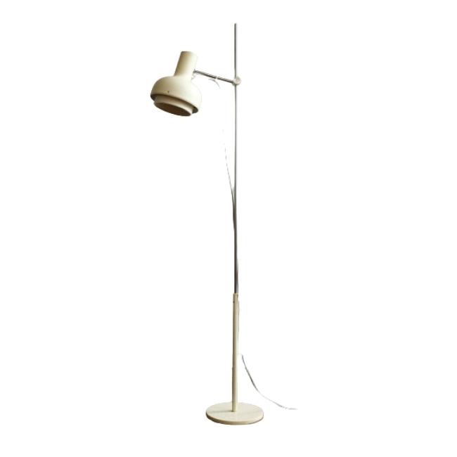 Vintage Adjustable Floor Lamp by Josef Hůrka for Napako Czechoslovakia, 1960s