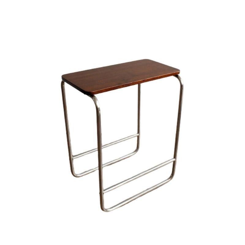 Bauhaus Style Side Table made by Kovona Czechoslovakia, 1970s