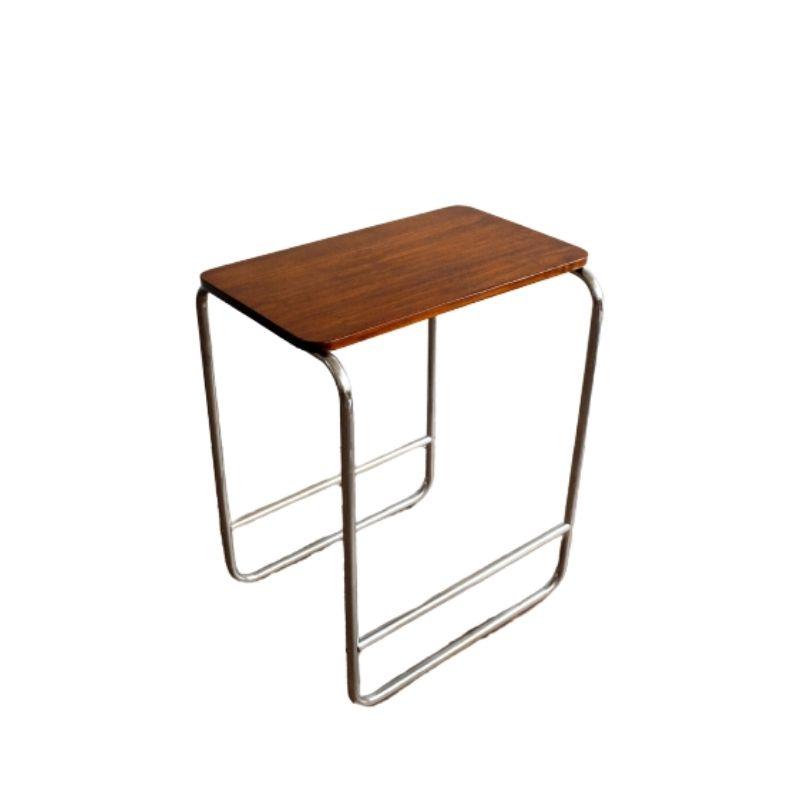 Bauhaus Style Side Table made by Kovona Czechoslovakia,