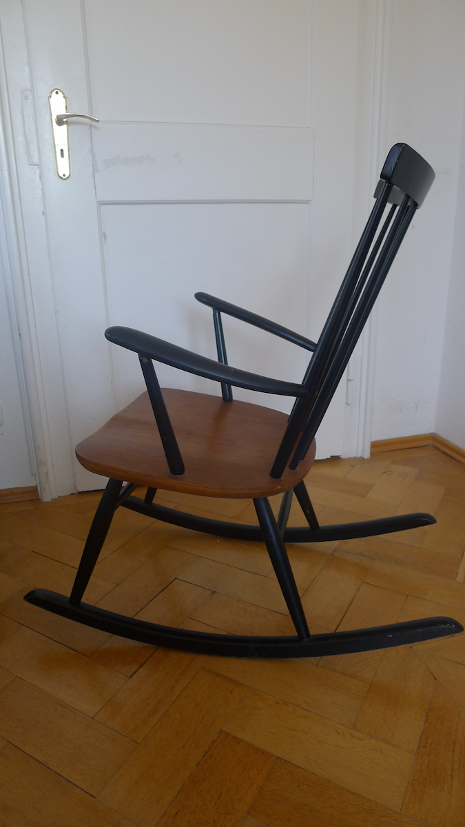 Wondrous Roland Rainer Rocking Chair Confirmation General Ocoug Best Dining Table And Chair Ideas Images Ocougorg