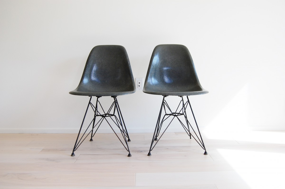 Are These Eames Chairs Or Burke Chairs Id Please Identification